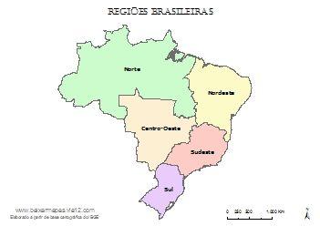brasil-regioes
