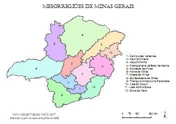 estado-minas-gerais-mesorregioes