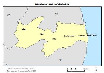 estado-paraiba