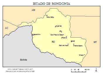 estado-rondonia