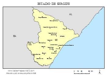 estado-sergipe