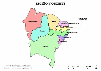 regiao-nordeste-estados